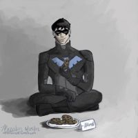 alfred's cookies by Mazrilin