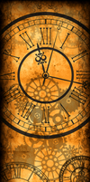 Time and Time Again [Custom Box BG] by darkdissolution