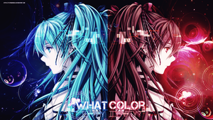 What Color? by titandroid