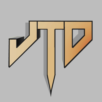 JayTeeDee Gold And White Logo by JayTeeDee