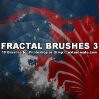 FractalBrushes03 by AscendedArts