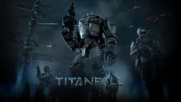 Titanfall Wallpaper from Loading Screen by HydroStudio