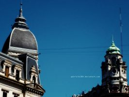 Heat Stroke in Buenos Aires V by Gabrielb1984