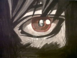 The Eye Of Death Note by OhYehChocolate