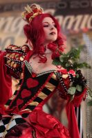 The Queen of Hearts by Quetos