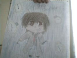 .::Doctor Who CHIBI::. by sarah00187
