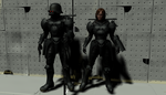 M4 and V4 in Kerberos Armor by ltla9000311