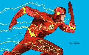 Meet the Flash by anIntellexual
