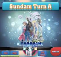 Gundam Turn A ICO and PNG by bryan1213