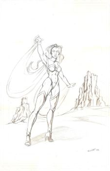 Storm Pencils by ShamanMagic