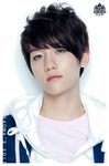 Blue Eyes Baekhyun - Bacon by SwagSagwa