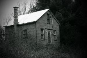 Unloved house by thecapricorn
