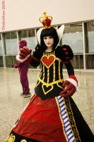 Red Queen: Otakuthon 2014 by matihlda11