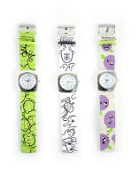 Painted Watches by Bobsmade