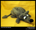 Serpant Plush by Olive-Owl
