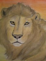 Lion by lissawolf756