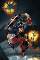 Cap: Storming the Beaches by BDStevens