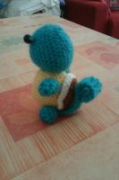 Squirtle by Alba0510