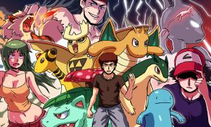 Pokemon Legend by oNichaN-xD