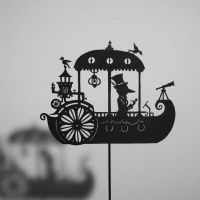 A Dream Steamboat by PaperTales