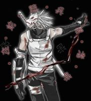 anbu kakashi by garforth