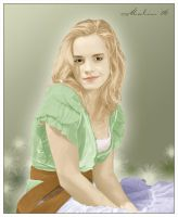 Emma Watson by M-Willander
