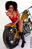 Chopper QT in Red 3 by sydeline