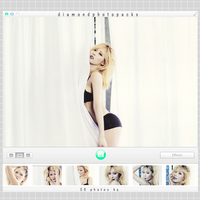 Photopack Hyuna - 4Minute 005 by DiamondPhotopacks