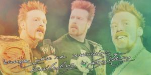 Sheamus 'Building a Mystery' by verusImmortalis