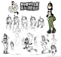 Bubulle Akimbo by Ancestral-Z