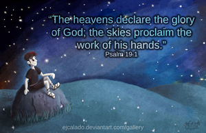 The Heavens Declare by eJcalado