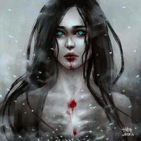Eye of The Storm by NanFe