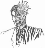 Two Face by Grimor-san