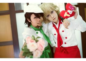 White Valentine by kushiyaki-group