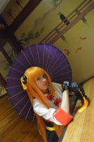 In Waiting by Cosplayer-san