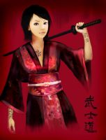 the way of the samurai by oo0Misa0oo