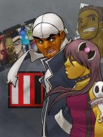 Random Fanart by Felle by entervoid