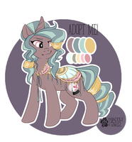 Pony Adopt Auction (CLOSED) by shadowily