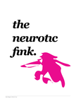 The Neurotic Fink by miksago