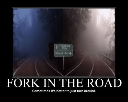 Fork in the Road by Kryt-Hunter
