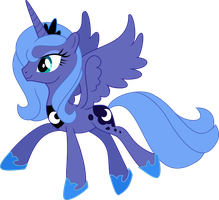 Luna 1 season by Pinkiemina