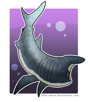 Shark Week: Basking Shark by Robo-Shark