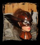 hawkgirl   steampunk version by Lagueuse