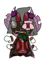 Taranza second form by NaturisticLeafy