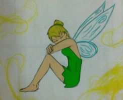 tinkerbell by Dessan-san