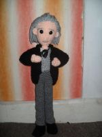 William Hartnell - The First Doctor by Ulla-Andy