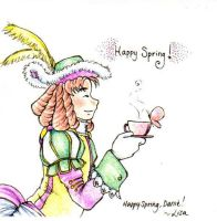 Happy Spring - Reinbach III by Spambi