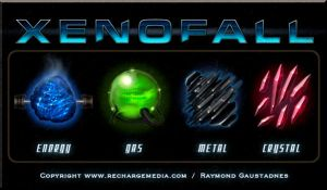 Xenofall - resource icons by Shockbolt