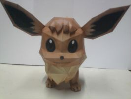 eevee papercraft by rafex17