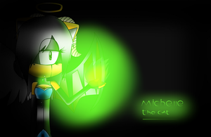 Michelle the Cat by anubist-the-cat1